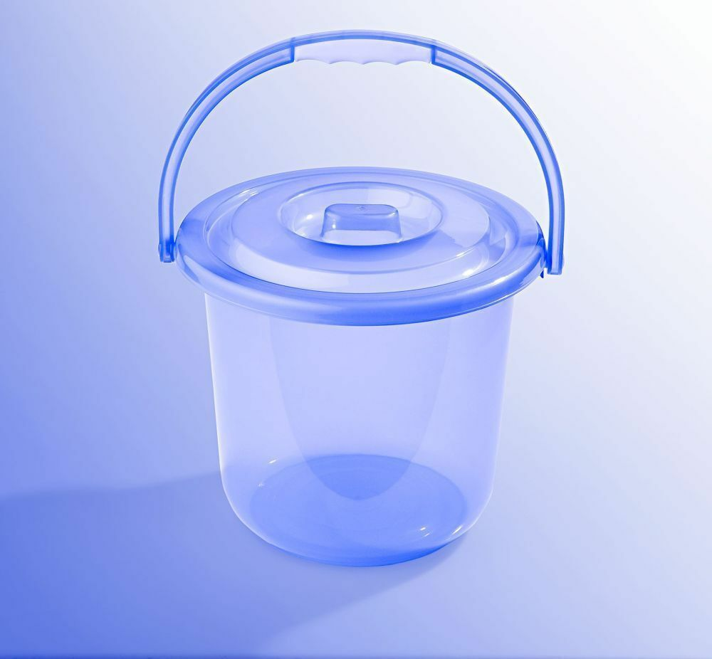 2 Windeleimer Behälter Baby Eimer Abfalleimer Bad Küche Abfälle Windeln Behälter