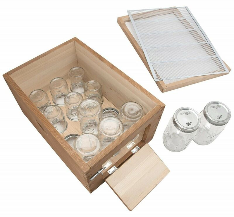 SummerHawk Ranch Jar Super Beekeeping Supplies