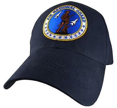 Air National Guard Hat / ANG Dark Navy Baseball Cap National Guard Hat