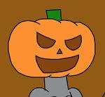 Pumpkinhead Painter