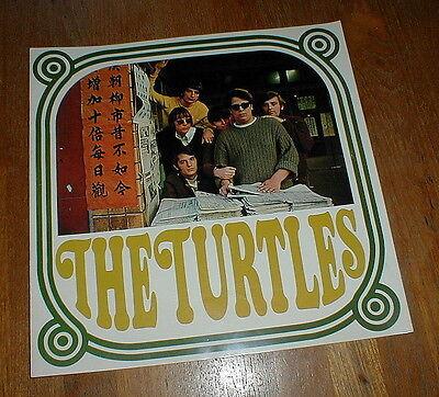 TURTLES Orig 1967 Concert Tour Program VG++
