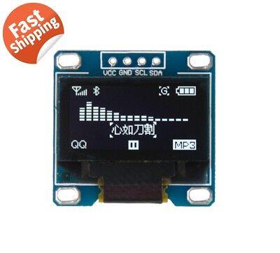 0.96 I2c Iic Serial 128x64 White Oled Led Display Module For Arduino Ssd1306