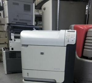 HP LaserJet P4015x Monochrome Laser Printer 374k Pagecount