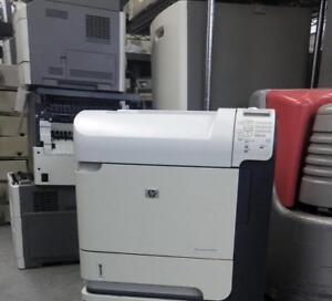 HP LaserJet P4015x Monochrome Laser Printer 374k Pagecount