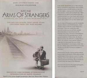 Into the Arms of Strangers - The Kindertransport