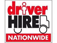 Temporary (Cat B) Van Driver across Hampshire and Surrey
