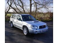 Forester 2.0XT Excellent condition - usual Subaru quality - full service history - open to offers