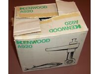 KENWOOD MINCER CODE A920 TO FIT KENWOOD A901 OR A907