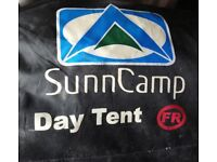 3 Man Day Tent with Outdoor carpet