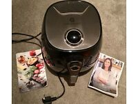 Cook's Essentials Air Fryer with Frying Basket & Grill Rack