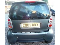 2003 Smart Passion Coupe 600cc for Repair (or Spares)