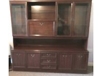 Free wall unit collection only splits in 2 Wall unit free .
