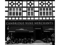Wine Merchants in Cambridge