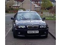 For Sale BMW E46 318i - 2,0 petrol - 2002 very good condition, MOT 05-2018