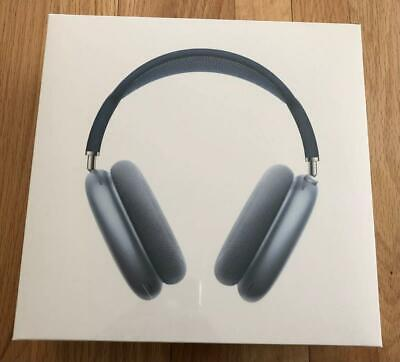 Apple AirPods Max Sky Blue Over Ear Headphones 2020