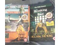 Breaking Bad - Complete DVD Box Set