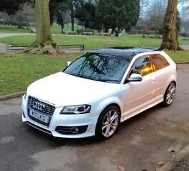 Audi s3 rep with high spec