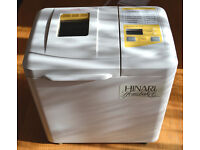 Hinari Homebaker HB154 Bread Make, like new, only used once.