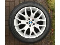 "BMW 19"" Alloys & Tyres"