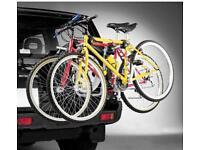 4x4 rear wheel 2 bike cycle carrier