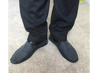 Men's leather loafers. ETOR. SALE. Last pair. Size 9 (43) Moccasins NEW. OFFER your PRICE