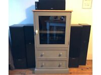 Home stereo system - Cambridge audio/Phillips