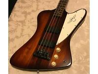 £100 Epiphone Thunderbird Bass guitar