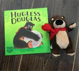 Hugless Douglas gift set