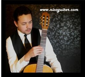 Guitarist (Instrumental) Available for weddings, private parties, functions etc..