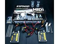 XENON HID CONVERSION KIT H7 8000K LIGHT BLUE STANDARD BALLAST 35W