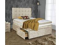 Brand new divan beds with warranty
