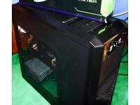 Custom Gaming PC Unlocked I5 NVIDIA Gigabyte GTX 780 TI windforce