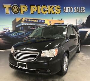 2015 Chrysler Town & Country Touring L, Leather, Sto N Go, Power