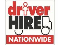 Van Driver. Full time. Bordon.