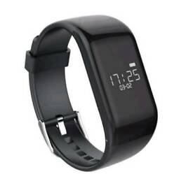 Smart Watch Heart Rate Monitor Pedometer Fitness Wristband Xmas Gift