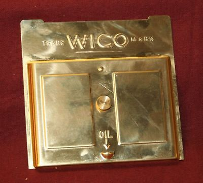Wico Ek Mag Magneto Front W Button Hit Miss Gas Engine