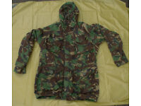 Royal Marine Commando Arctic Warfare DPM Smock - Size 190/112 (XL)