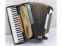 Hohner Musette IV Accordion - 41 Keys / 120 Bass - 4 Voice