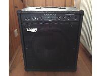 Laney HCM120B 120W Bass Guitar Combo Amplifier