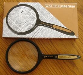 WALTEX MAGNIFIER 2X & 4X. (medium)