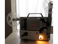 Eumig Mark DL standard 8 mm \ super 8 mm film projector