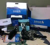 Sirius Satellite Radio Sportster 3 Home and Vehicle Kit