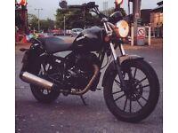 125cc Learner Legal Lexmoto ZSB Motorbike || £750 OR SWAP ||