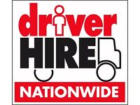 PART TIME / FULL TIME VAN DRIVERS   CAT B  DELIVERY DRIVERS(For work in the GU Post Code Area)