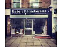 Barber Position in Shepherds Bush