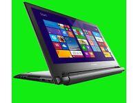 LENOVO Ideapad Flex 150 * Windows 10 * 500GB Storage - Touch Screen
