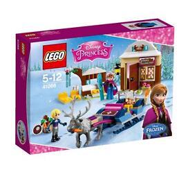 LEGO 41066 DISNEY PRINCESS FROZEN Anna and Kristoff's sleigh adventure