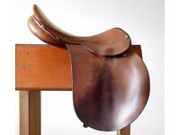 """TOWNFIELDS OF COVENTRY 18"""" SADDLE"""