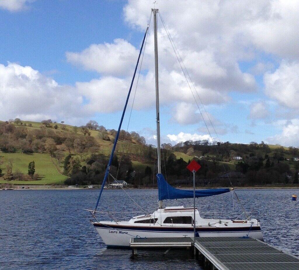 Leisure 20 Sailing Cruiser