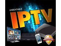 """""""ULTIMATE"""" IPTV STREAMING CHANNELS - kodi, android box, Iphone, iPad, smart tv, smart IPTV"""